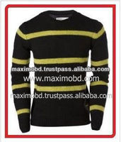 Best Quality Fashion Style Pullover Acrylic Men's Sweater