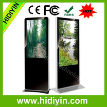 46inch electronic advertising poster wall mounted advertising display