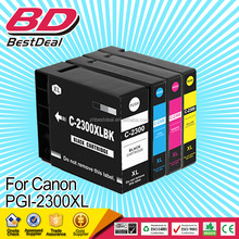 China wholesale EXPERT for canon new compatible ink cartridge PGI-2300XL