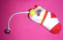 sock cat toy