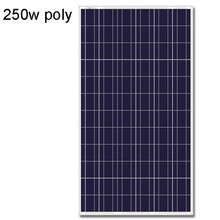 solar panel pakistan lahore 250w poly