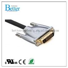 Quality latest dvi to vga/svga video cable