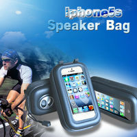 Top seller Accessories Mobile Speaker Case with touch screen