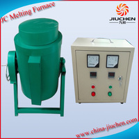 30kg High Quality Low Power Consumption Aluminum Alloy Induction Melting Furnace