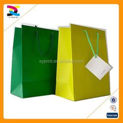 factory supply cheap shopping paper bag