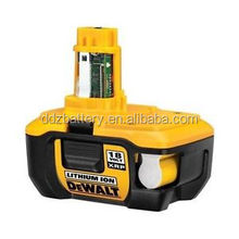 DC9180 Dewalt Power tool battery with 18V 36Wh, 11.1*8*7.5 inch for DeWALT DC9180
