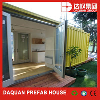 Promotion! Wuhan DAQUAN Australian Standard Container House with Bathroom and Kitchen