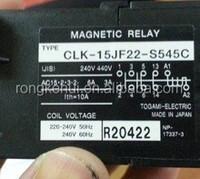 Original new Magnetic Relay CLK-15JF22 AC contactor Power relay