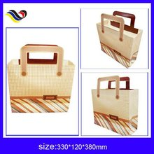 hot sale paper hand bag for lady