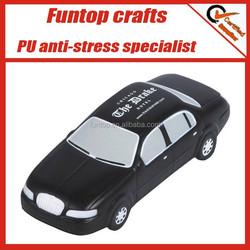 Polyurethane stress reliever luxury car pu foam toys