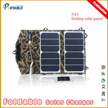 2 folding with inner voltage controller with 23.5% efficiency solar cell solar charger 6V for most of digital products