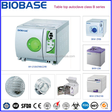 Table top autoclave /sterilizer WITH EN13060 /CE/ISO