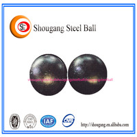 manufacturing production chromium cast iron ball plant in hebei