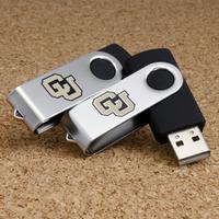 Promotional gift USB 2.0 Flash Drives 1GB 512MB 256MB 128MB bulk cheap custom logo Twister & Swivel shaped