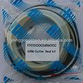 Peças de escavadeira hidráulica kit de vedação do cilindro SK130-8 braço Rod kit de vedação YY01V00054R600C