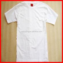 High quality organic cotton t shirt hot sale