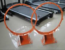Solid steel Simple basketball rim price