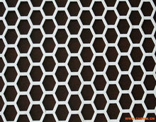 8MM Hole EN 10088 1.4301 Perforated Mesh