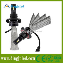 Car accessories new products H4 H7 9006 9007 9005 headlight auto parts led headlight