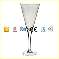 hand painted wine glasses for wholesale italian pink wine glasses