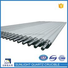 Haute qualité quartz de silice rouleau chine fournisseur