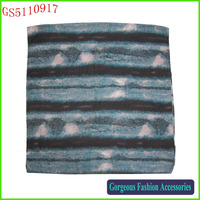 High fashion high quality cotton latest design shawl
