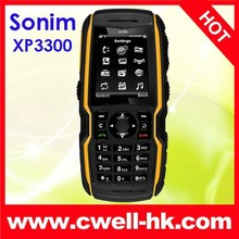 Sonio XP3300 Force IP68 waterproof explosion proof mobile phone