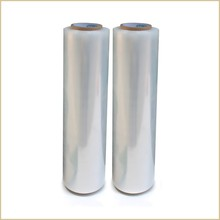 2015 new products wholesale plastic wrap clear lldpe wrap plastic film