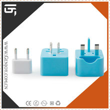 China Supply High Quality USB output universal travel adaptor with safety shutter