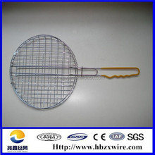 Round Barbecue Wire Mesh Welded square wire meshes