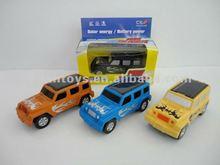 2012 Hot and New ABS mini solar educational car