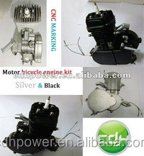 Moped 49cc/ Gasoline engine for the bicycle/ Engine cycle engine