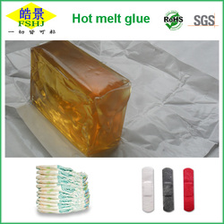 Monthly hot: Good adhesion rubber hot melt glue