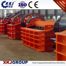 Dependable performance jaw crusher specifications with wide varieties