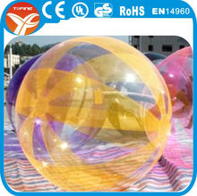 colorful walk on water ball