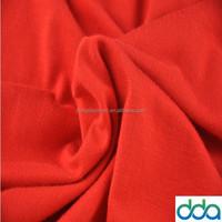 80% cotton 20% polyester knitted cvc interlock fabric