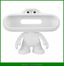 Pill Speaker Stand Dude Doll Big Mouth Character Holder Stand Case for Pill Speaker