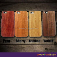 2015 Stylish wooden fashion design laser engraving smart phone case wood factory price for bamboo cell phone leather case