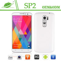 Best Selling MTK6582 Quard Core 8GB ROM Infrared Sensor 5.0 Inch Phablet Smart Mobile Phone