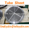 Tube sheet for Oil, Gas Petrochemical Industrial Equipments vessels, Claded vessels