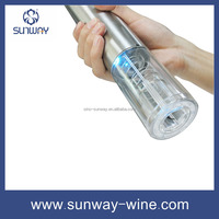 Lastest Electric Wine Bottle Opener, Silver Color
