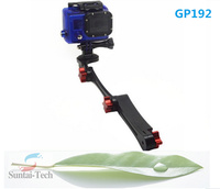 Gopro Pocket Monopod Tripod Mount Folable Pocket Stabilizer Grip Mount Monopod For Go pro Accessories GP192
