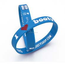 Wholesale Custom Political Silicone Rubber Bracelet