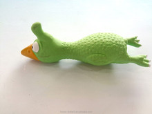 Latex Toy,Natural Latex Chicken toy,Squeaky Dog Toy