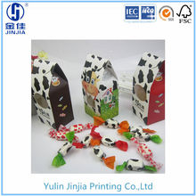 paper color box for food packaging
