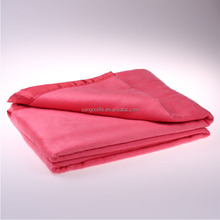 Hot Sale 100% Natural Silk Fleece Blanket For Children and Adults