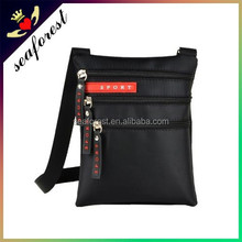 2015 customized cheap sling bags for men