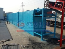 Hot Saling and High Quality New Type Air Mesh Belt dryer for Hot Sale