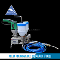 Hydraulic Polyurethane Foaming Grouting Pump For Construction