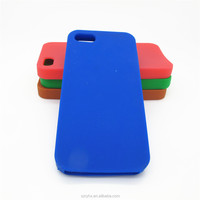 Promotion gift silicone cover for mobile phone